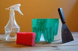 Действенные методы замены и удаления жидких обоев